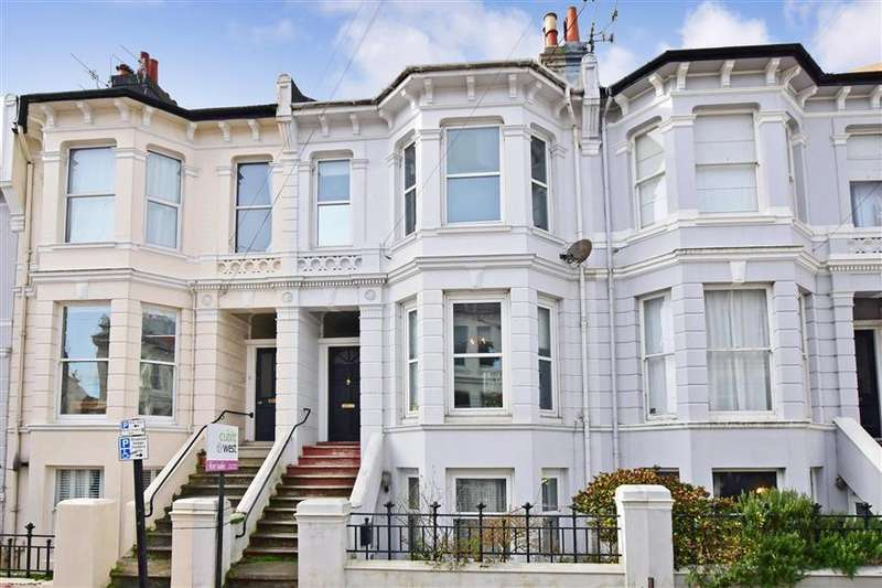 5 Bedrooms Terraced House for sale in Stanford Road, Brighton, East Sussex