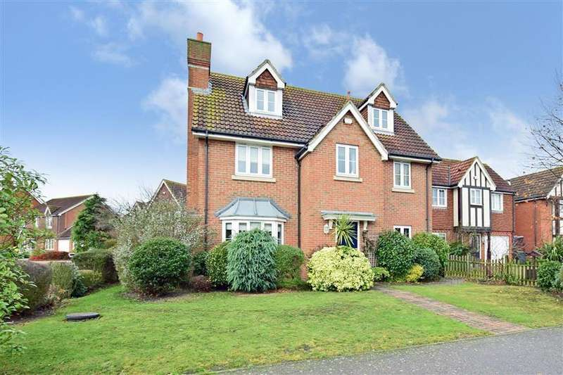 6 Bedrooms Detached House for sale in Flamingo Drive, Herne Bay, Kent