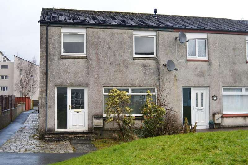 3 Bedrooms Semi-detached Villa House for sale in Braidwood Place, Linwood PA3