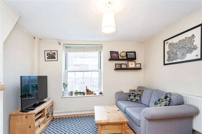 1 Bedroom Flat for sale in Kempton House, Whitmore Estate, London, N1