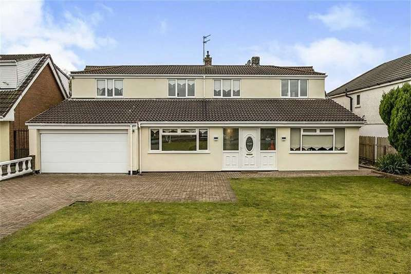 4 Bedrooms Detached House for sale in Ormskirk Road, Knowsley Village, Merseyside, L34