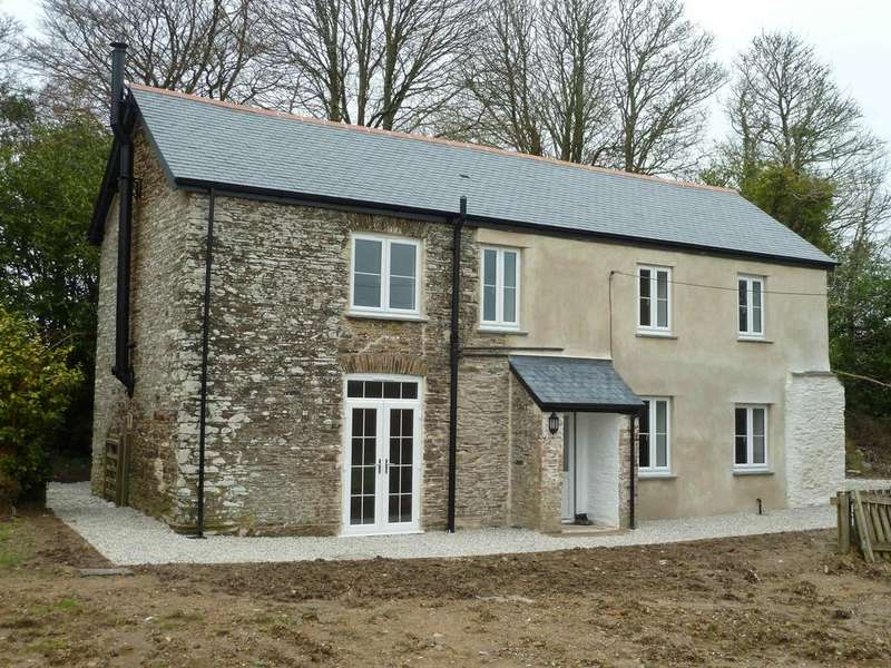 3 Bedrooms Detached House for rent in Eglosmerther, Tresillian, Truro, Cornwall, TR2