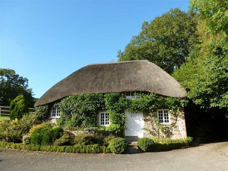 1 Bedroom Detached House for rent in Okehampton, Devon