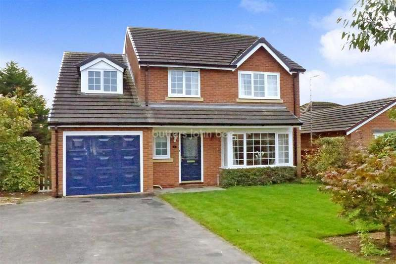 4 Bedrooms Detached House for sale in Millgate, Cuddington