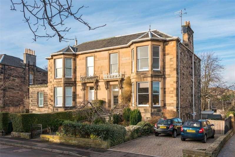2 Bedrooms Apartment Flat for sale in 15(GF), Crawfurd Road, Edinburgh, Midlothian