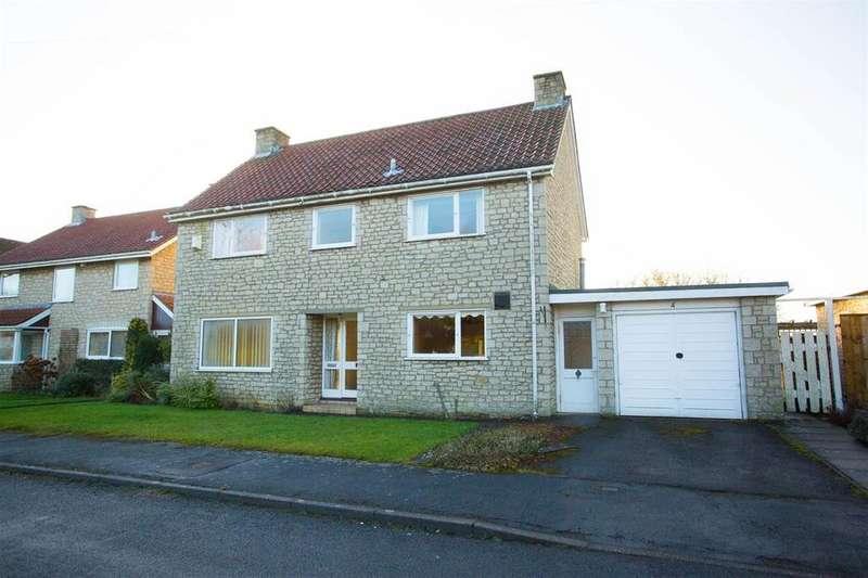 3 Bedrooms Detached House for sale in Birklands, Beadlam, Nawton