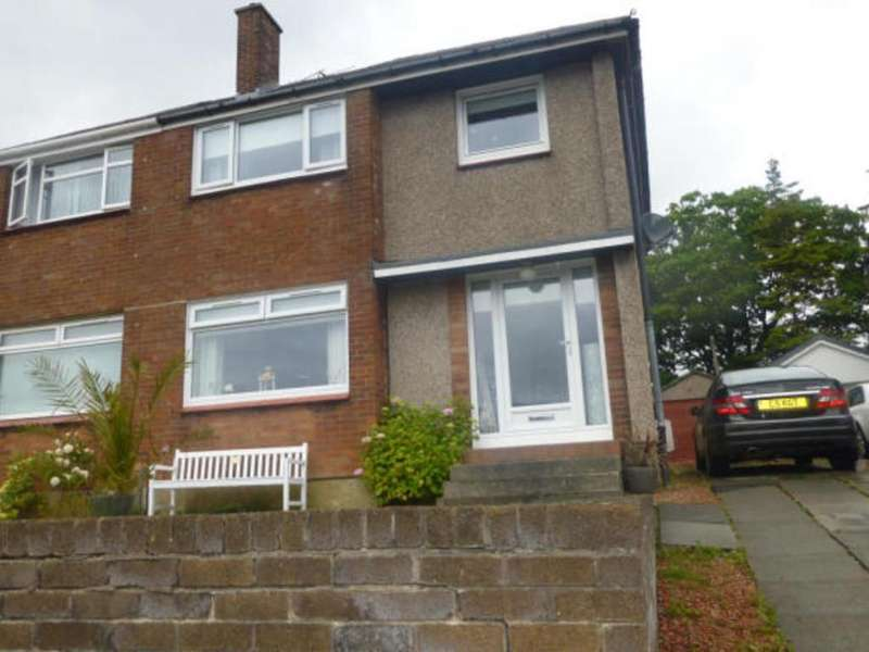 3 Bedrooms Semi Detached House for sale in Lochaern Crescent, Airdrie