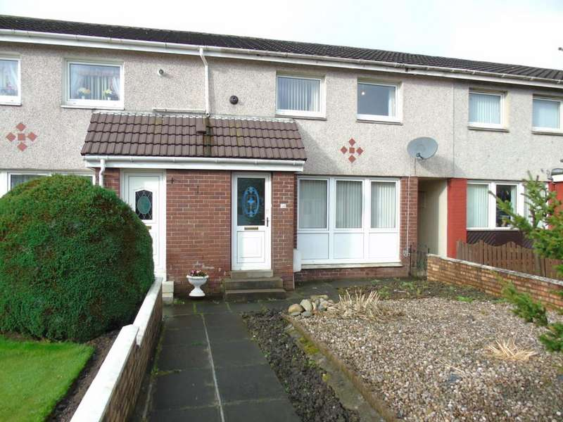 3 Bedrooms Terraced House for sale in Drumfin Ave, Caldercruix, North Lanarkshire, ML6