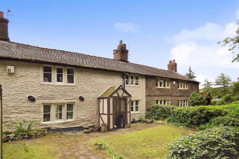 4 Bedrooms Detached House for sale in Manchester Road, Macclesfield