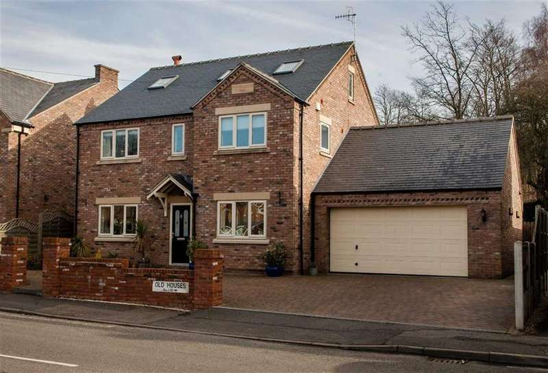 5 Bedrooms Detached House for sale in Piccadilly Road, Chesterfield, S41