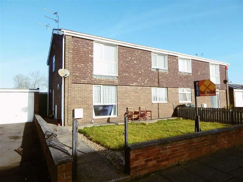 2 Bedrooms Apartment Flat for sale in Langholm Avenue, North Shields, Tyne Wear, NE29