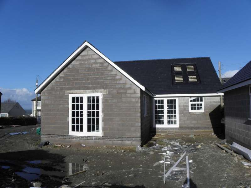3 Bedrooms Bungalow for sale in Building Plots Nr Gwynfryn, Llwyngwril, LL37