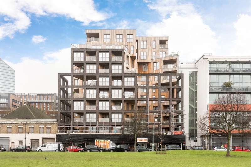 3 Bedrooms Flat for sale in Cube Building, 17-21 Wenlock Road, London, N1