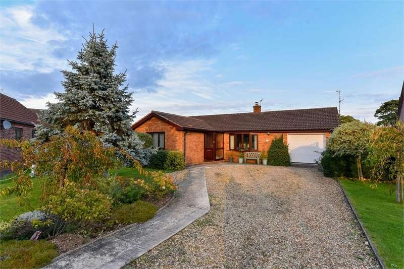 3 Bedrooms Detached Bungalow for sale in Eastfield Close, Sutterton, Boston, Lincolnshire