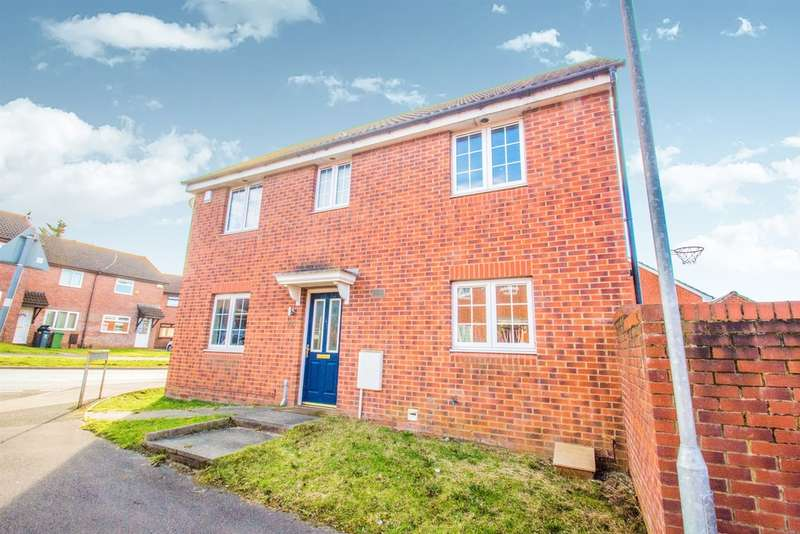 3 Bedrooms Link Detached House for sale in Brynheulog, Pentwyn, Cardiff