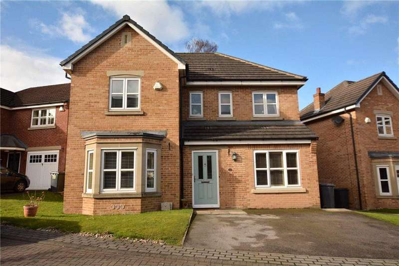 4 Bedrooms Detached House for sale in St. Davids Road, Robin Hood, Wakefield, West Yorkshire