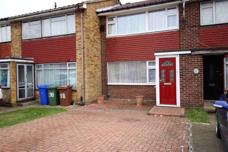 3 Bedrooms Terraced House for sale in Bryanston Road