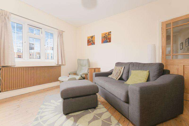 2 Bedrooms Apartment Flat for sale in Blackheath Hill, Greenwich, SE10