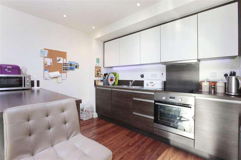 1 Bedroom Apartment Flat for sale in Avon House, Enterprise Way, Wandsworth, London, SW18
