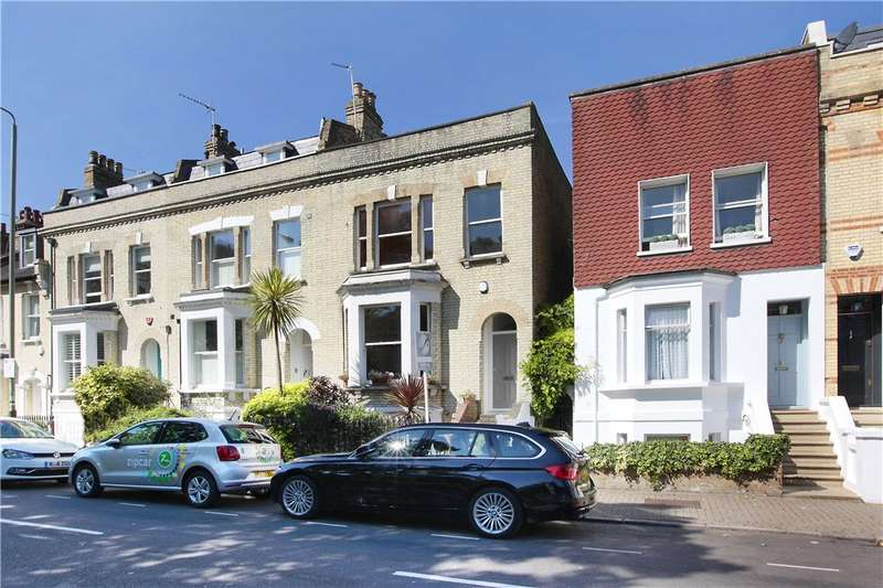 4 Bedrooms Terraced House for sale in St James's Drive, Wandsworth Common, London, SW17