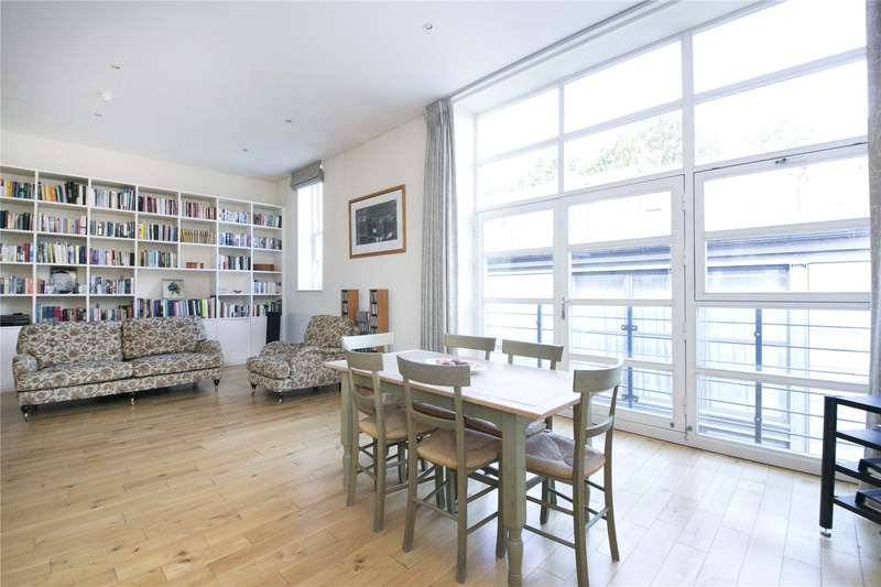 3 Bedrooms Flat for sale in Clare Lane, Islington, N1