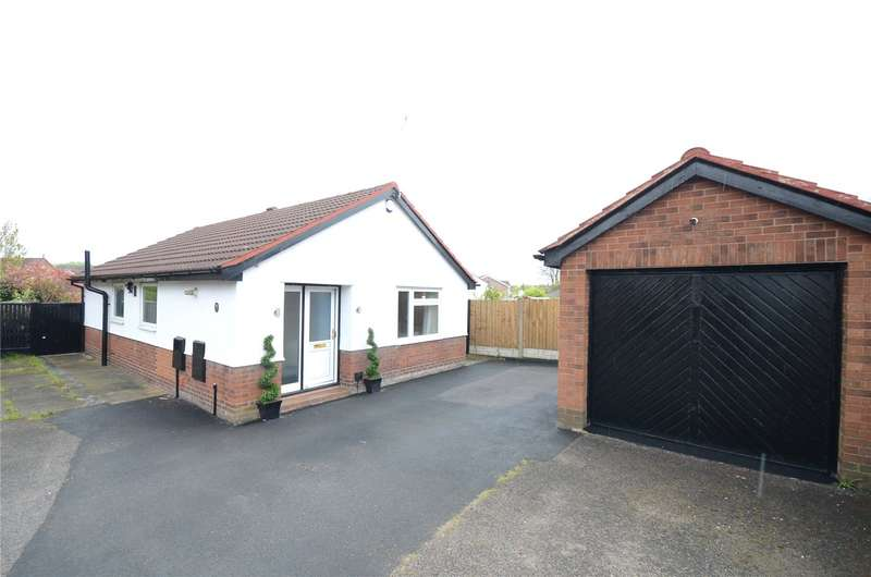 2 Bedrooms Detached Bungalow for sale in Meadow Hey Close, Woolton, Liverpool, L25