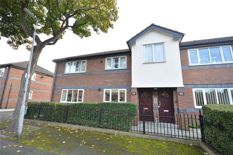 2 Bedrooms Apartment Flat for sale in Seddon Road, Garston, Liverpool, L19