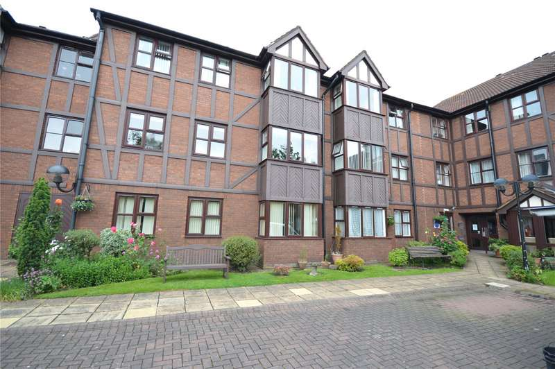 1 Bedroom Retirement Property for sale in Tudor Court, Grassendale, Liverpool, L19