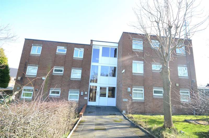 2 Bedrooms Apartment Flat for sale in Dunlin Court, Gateacre Park Drive, Liverpool, L25