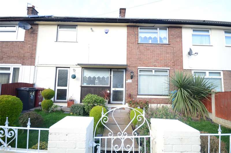 4 Bedrooms Terraced House for sale in Holland Road, Halewood, Liverpool, L26