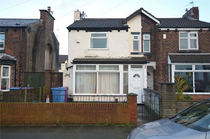 3 Bedrooms Semi Detached House for sale in Chester Road, Anfield, Liverpool, L6