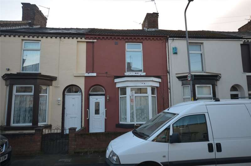 2 Bedrooms Terraced House for sale in Olivia Street, Bootle, Merseyside, L20