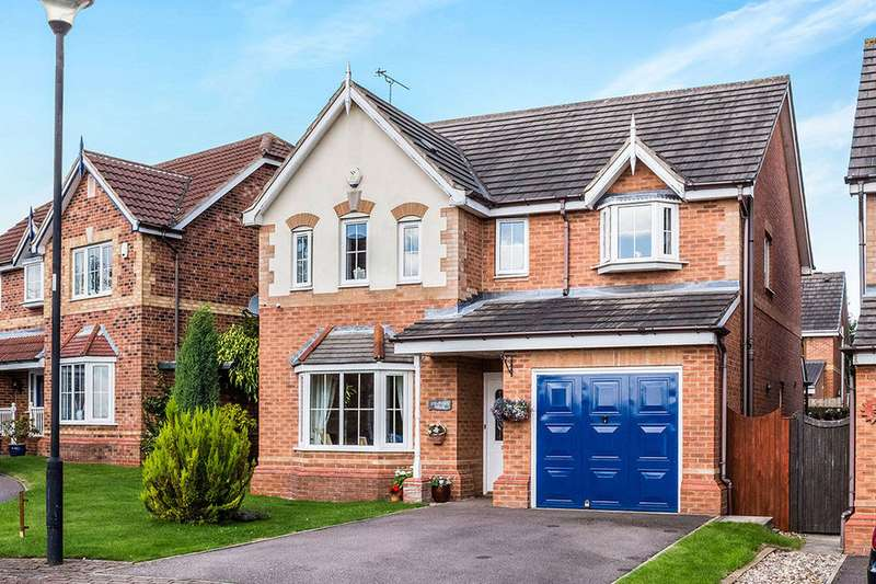 4 Bedrooms Detached House for sale in Plantation Road, Woodfield Plantation DN4