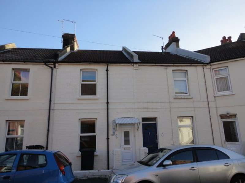 2 Bedrooms Terraced House for rent in Sydney Road, Eastbourne BN22