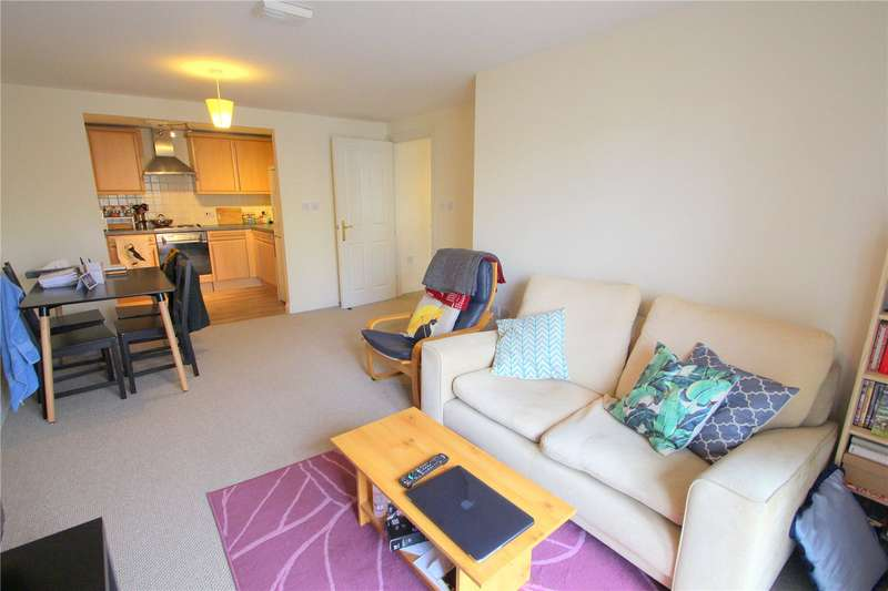 2 Bedrooms Flat for sale in Squires Court Bedminster BRISTOL BS3