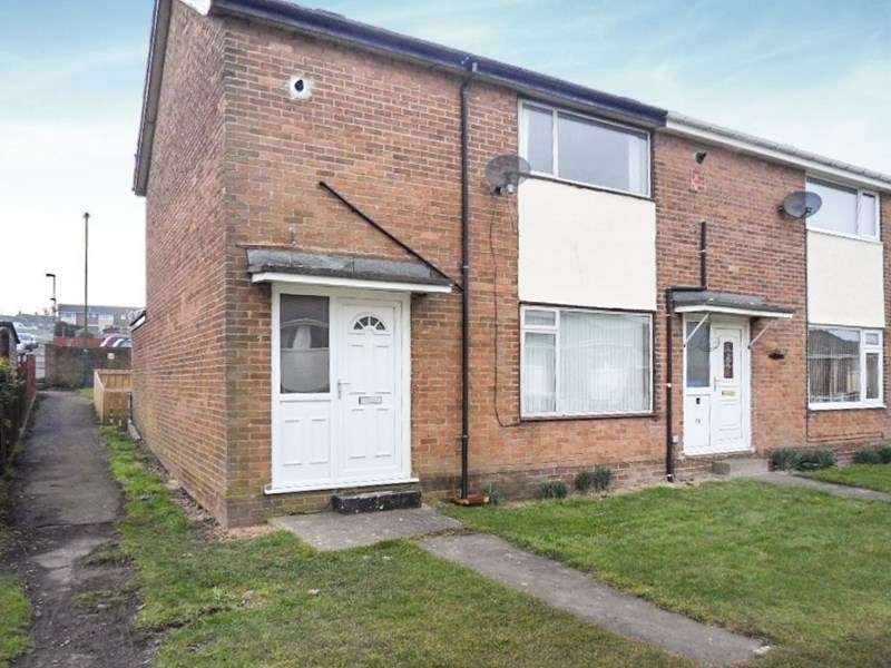 2 Bedrooms Property for sale in Lambton Avenue, Consett, Durham, DH8 7JF