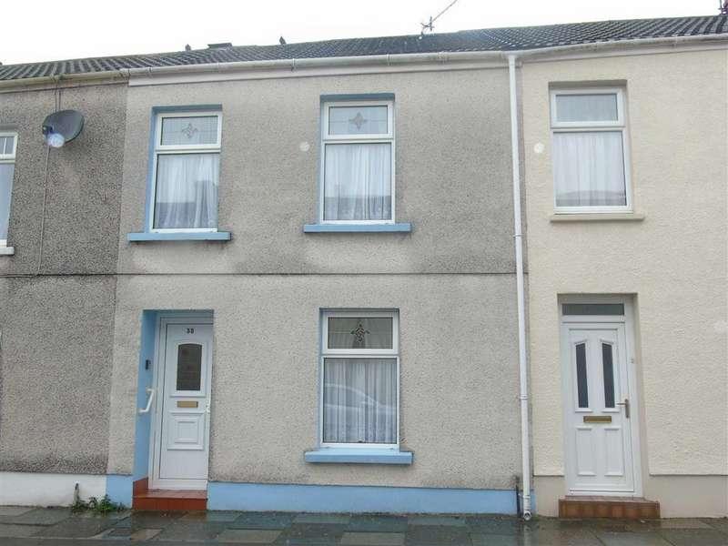 3 Bedrooms Terraced House for sale in Craddock Street, Llanelli