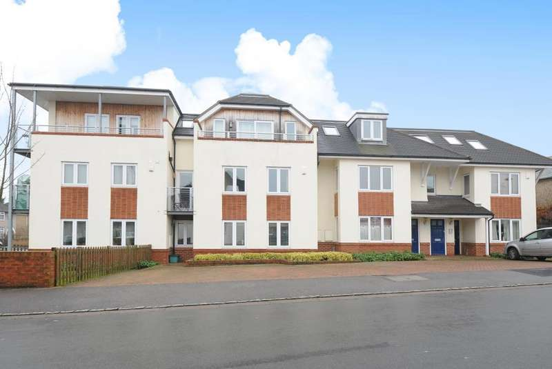2 Bedrooms Flat for sale in Queens Court, Oxford, OX4