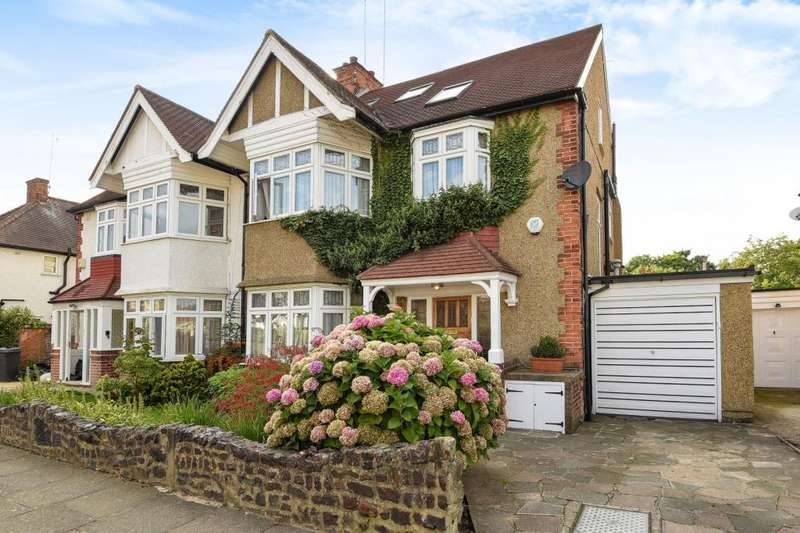 6 Bedrooms House for sale in Claremont Park, Finchley, N3