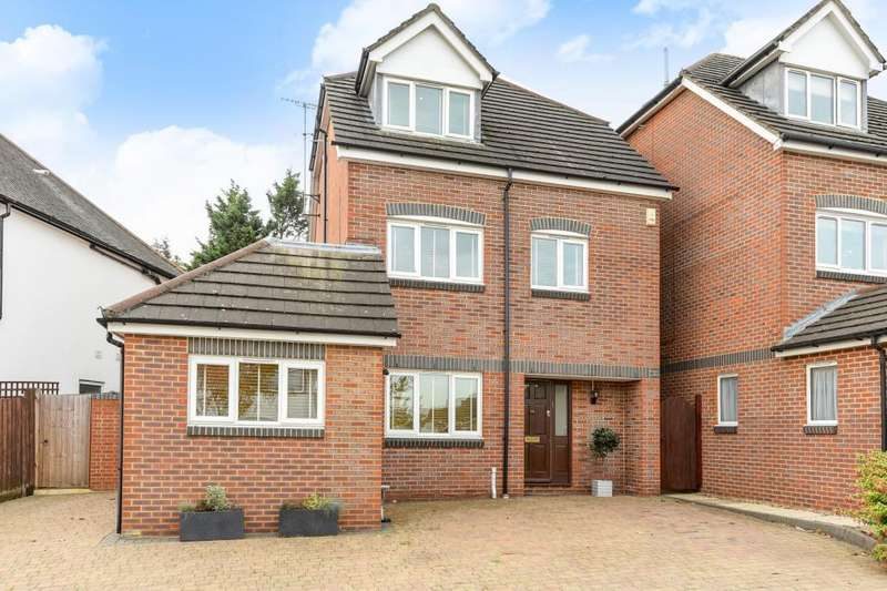 6 Bedrooms Detached House for sale in Cranley Terrace, Holders Hill Drive, NW4