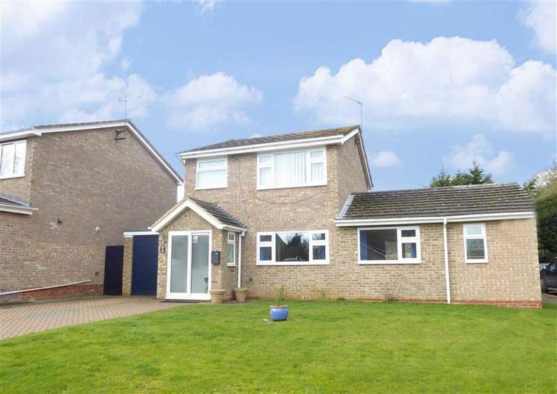 3 Bedrooms Detached House for sale in Hyde Grove, Bloxham