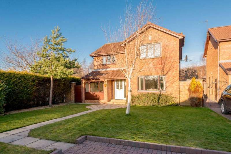 5 Bedrooms Detached House for sale in 53 Denholm Road, Musselburgh, East Lothian, EH21 6TS