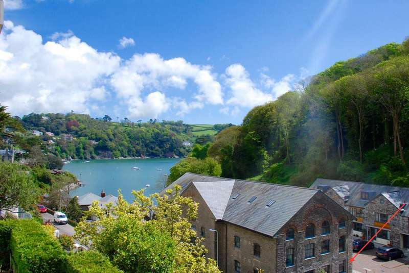 2 Bedrooms Ground Flat for sale in 6 The Pottery, Warfleet, Dartmouth, Devon, TQ6 9GH