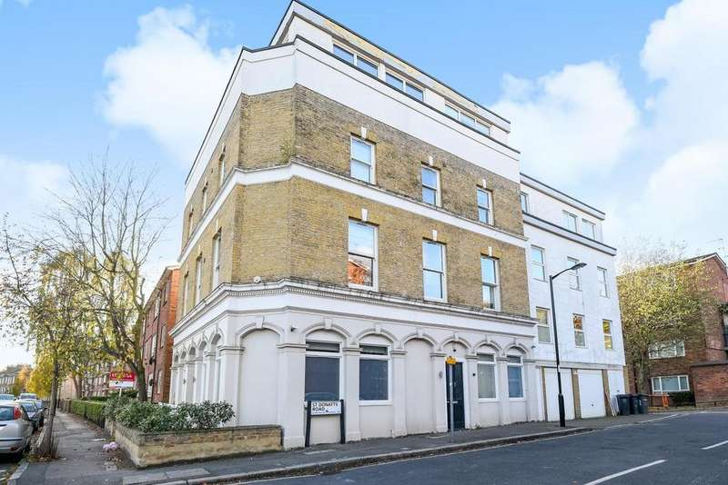 1 Bedroom Flat for sale in Malpas Road, Brockley