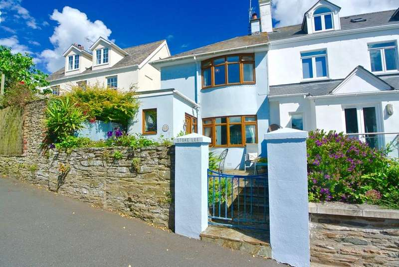 2 Bedrooms Cottage House for sale in Stoke Lee, New Road, Stoke Fleming, Dartmouth, Devon, TQ6 0NR