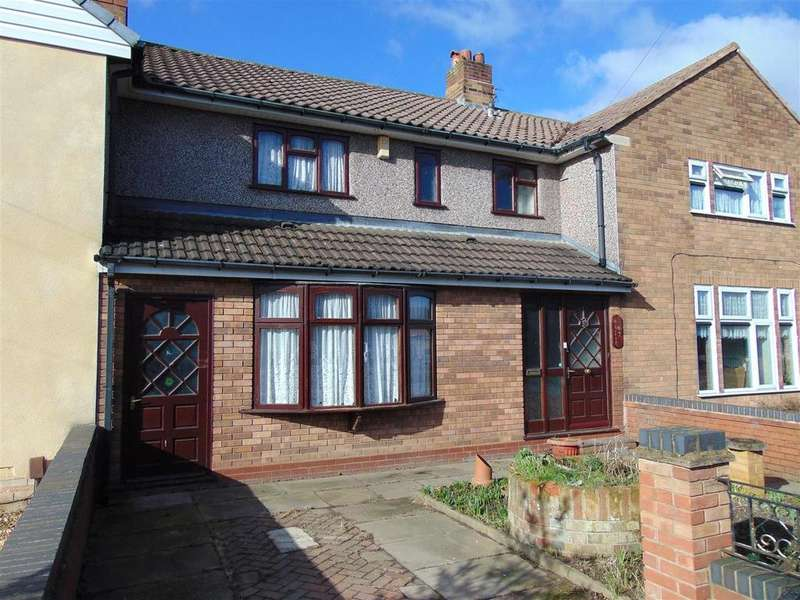 3 Bedrooms Town House for sale in Poplar Road, Brownhills