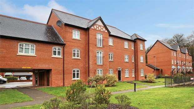 2 Bedrooms Flat for sale in Alden Close, Standish, Wigan, Lancashire