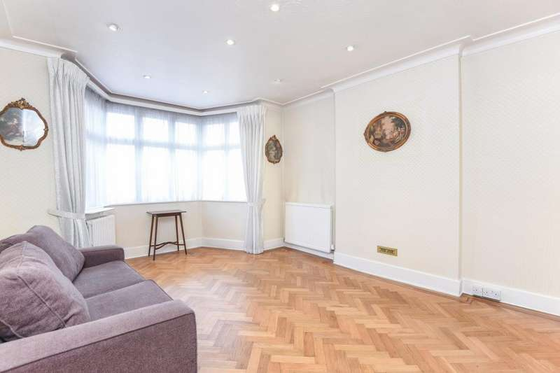 4 Bedrooms Detached House for rent in Rundell Crescent, London, NW4