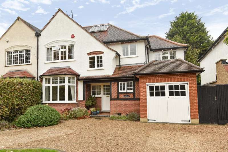 4 Bedrooms House for sale in Rowley Green Road, Arkley, EN5