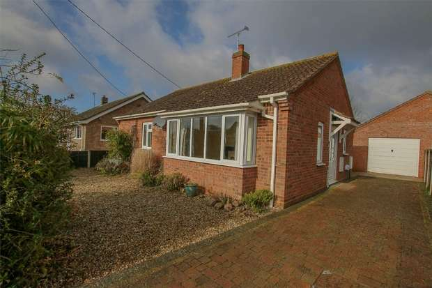 2 Bedrooms Detached Bungalow for sale in Polbae, 137a Station Road, Snettisham